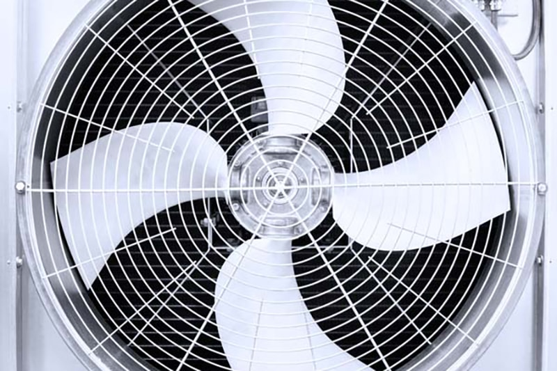 Know Your AC System, air turbine fan for ventilation and air conditioning